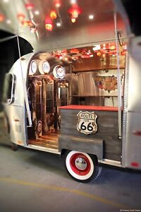 Custom Concession Trailer, Mobile Shop, Food Truck