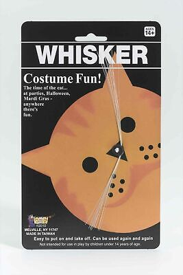 nimal Whisker Face Makeup Costume Accessory (Cat Faces Make-up Halloween)