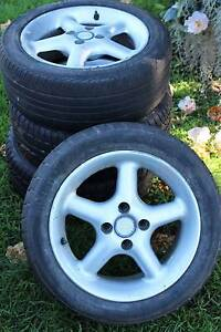 ford laser rims Numulgi Lismore Area Preview