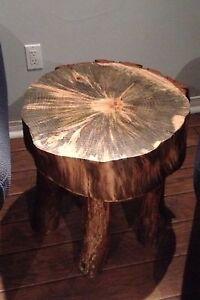 Black pine table