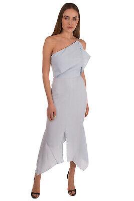 RRP €1830 ROLAND MOURET LIMITED EDITION Harlow Dress Size UK 10 / M