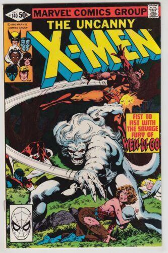 X-MEN #140 VF+