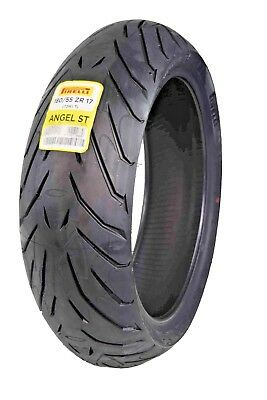New 180/55-17 Rear Pirelli Angel ST High Speed Sport Bike Tire 180/55ZR17