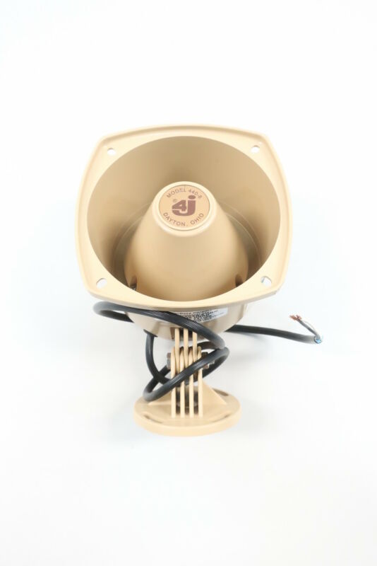 Cyberdata 011068A 4j Mini Horn Loudspeaker