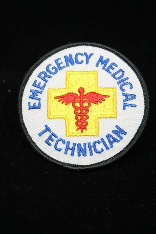 Canadian EMT Tech 1 Patch