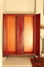 Antique Cherry Cabinet / Cupboard Heidelberg Heights Banyule Area Preview