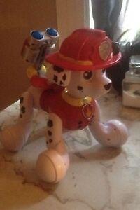 Paw Patrol Marshall Zoomer toy