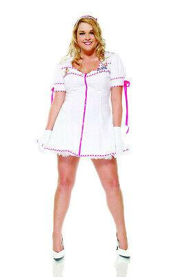 Sexy Flirty TLC Nurse Costume Adult Women FORPLAY USA 558517X Cosplay 1X2X NEW - Tlc Costume