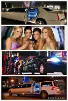 Pickering limo limousine wedding night out ☎️