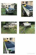 13 FT Tinnie and trailer 4 SALE! Pialba Fraser Coast Preview