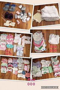 Newborn Girl Clothing Bundle Old Toongabbie Parramatta Area Preview