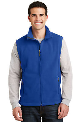 Port Authority Mens Value Fleece Vest - F219 FREE SHIPPING!