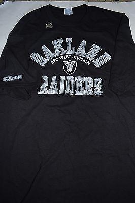 Oakland Raiders Si Com Sports Illustrated Black Tshirt Xl X Large