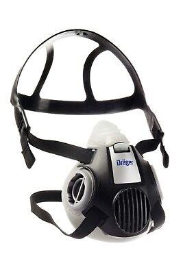 Dräger X-plore 3300 Halbmaske R55330 Atemmaske Maske Gr. M Lackiermaske