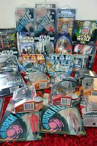 Sci-Fi action figures. New/Vintage/Rare from $5 Mount Barker Mount Barker Area Preview