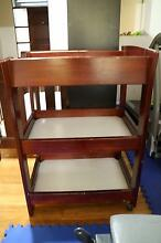 Baby Change Table with 2 shelves - like NEW Sunnybank Brisbane South West Preview