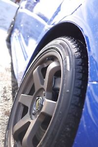 225/45 R18 Winter Wheel Package *Nearly New*