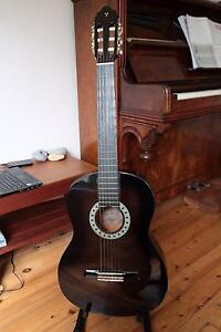 Valencia Classical nylon string acoustic guitar Old Erowal Bay Shoalhaven Area Preview