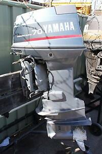 70HP YAMAHA OUTBOARD Rockingham Rockingham Area Preview