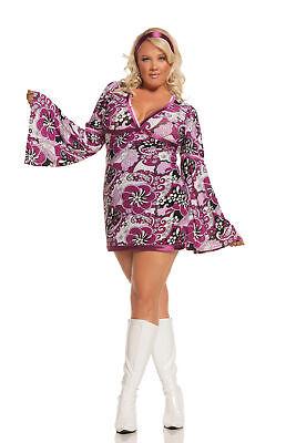Vintage Vixen Plus Size Costume-Women 1X /2X by Elegant Moments - Plus Size Woman Costumes