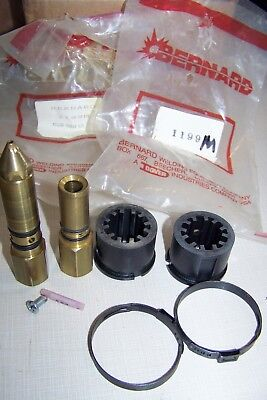2 New Old Stock Bernard Mig Welding Miller Feed Kits 1199m One Is Partial