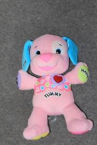 Fisher Price Laugh & Learn Pink Puppy Latrobe Latrobe Area Preview