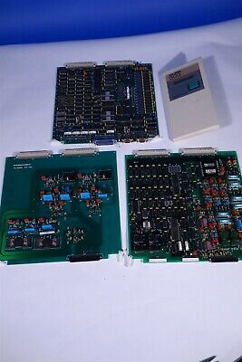 Seiko Tga Dta 300 Thermogravimetric Analyzer Model Ssc5000 Main Boards