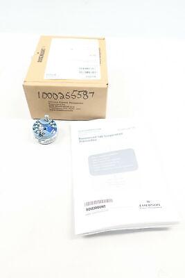 Rosemount 148hni6n0 Temperature Transmitter 0-100c 12-42.4v-dc