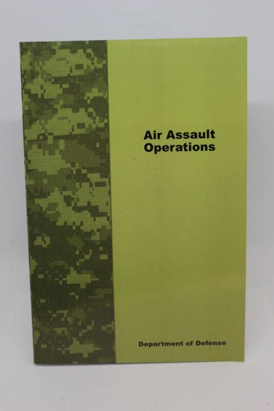 Air Assault Operations Field Manuel, No. 90-4
