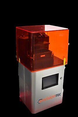 Envisiontec Vida 3d Printer Dental Lab Equipment For Laboratory Procedures