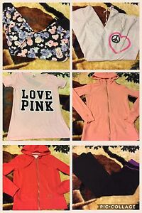 PINK and VS items