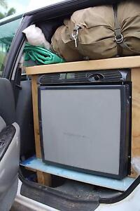 2001 Mitsubishi Magna Backpacker Car with Fridge/Microwave Cairns Cairns City Preview