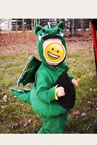 Old navy 6-12 month dragon costume