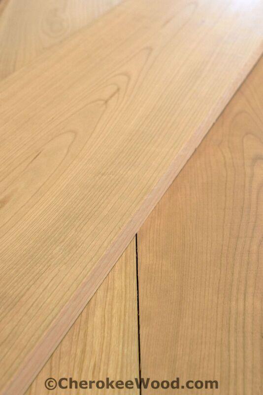 10 Board Feet Cherry Lumber 4/4, 5/4, 6/4 & 8/4