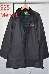 Mens large Spruce Meadows Jacket 35th year
