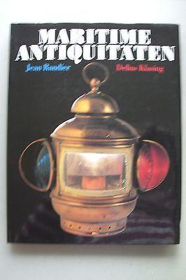 Maritime Antiquitäten 1. Auflage 1992