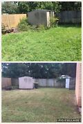 L&D Cleaning, Lawn Mowing and Rubbish Removals Deception Bay Caboolture Area Preview