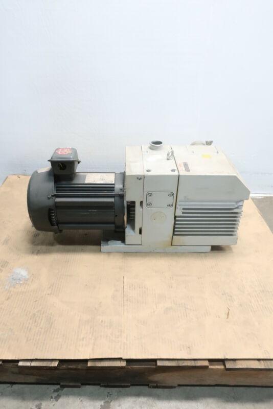 Leybold D40B Trivac Vacuum Pump 40m3/h 3hp 220-230/460v-ac