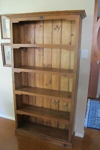 Timber Bookcase Cleveland Redland Area Preview