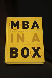 MBA IN A BOX Brookwater Ipswich City Preview