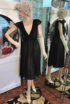 1920s DRESS 1930s FLAPPER Modern Millie Gatsby DOWNTON ABBY by ZERO size LG - Downton Abby Costumes