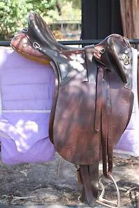 Stock Horse Saddle FOR SALE North Boyanup Capel Area Preview