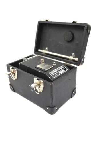 Vibroscope Company Davey Hand Vibrograph Vibration Meter