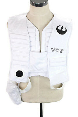 Resistance Rebel Pilot Double Layer VEST X-wing star wars](Star Wars Rebel Costume)
