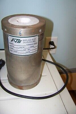 Ats Applied Test Systems 3110 115v 680w 2200 Degree Far. Lab Furnace Working