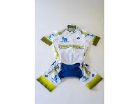New 2017 Men/'s Craft Team Novo Nordisk Tresiba EBC Winter Cycling Jacket S