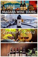 LIMO for NIAGARA FALLS casino wine tour limousine ☎️