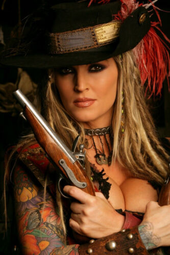 Adult Film Star Janine Lindemulder Sexy Cleavage 4x6 photograph HOT!!!