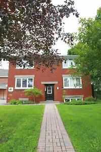 2 bedroom, in the heart of Westboro