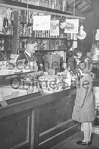 4x6 Photo Reprint Vintage General Store Interior Late 1800s Early 1900s